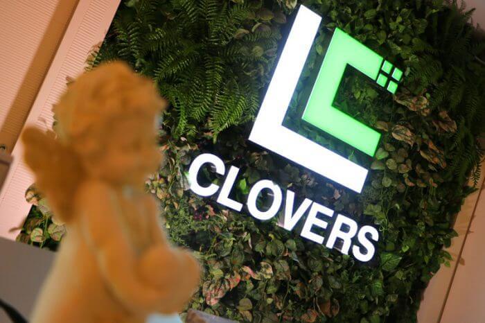クローバーズ