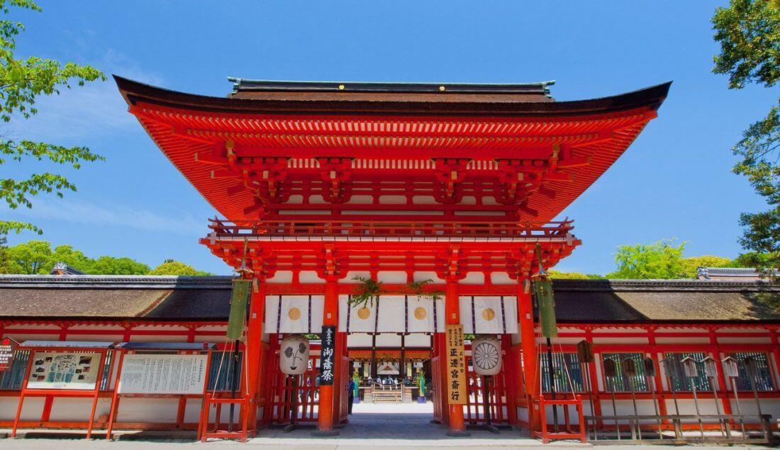 8賀茂御祖神社