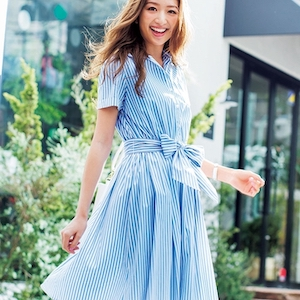 夏の婚活ファッション (1)