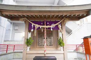 仙台 婚活神社 野中神社