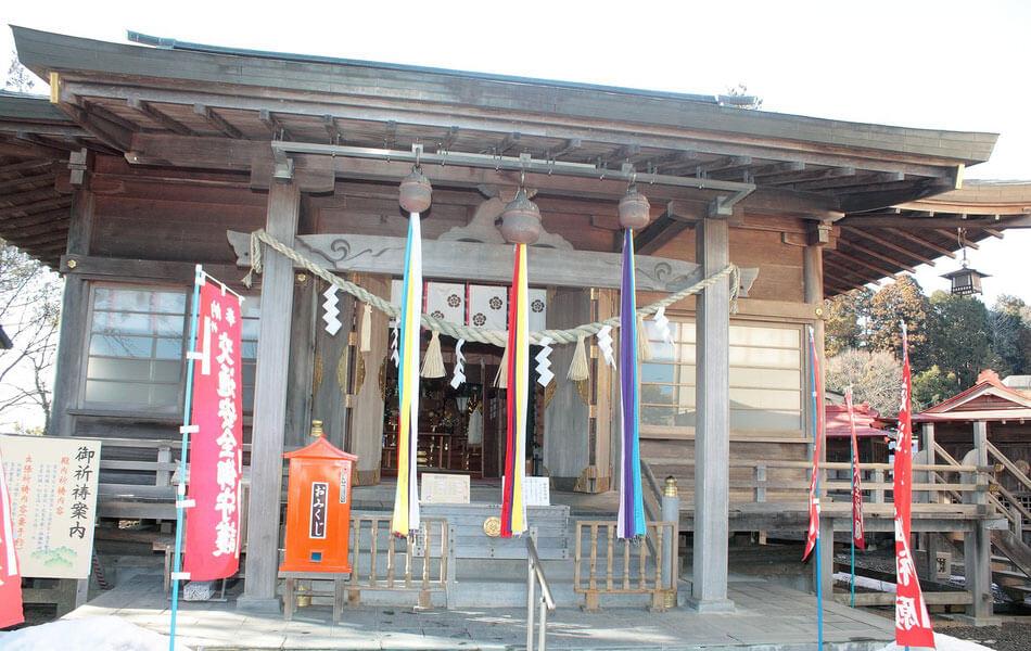 仙台 婚活神社 八坂神社