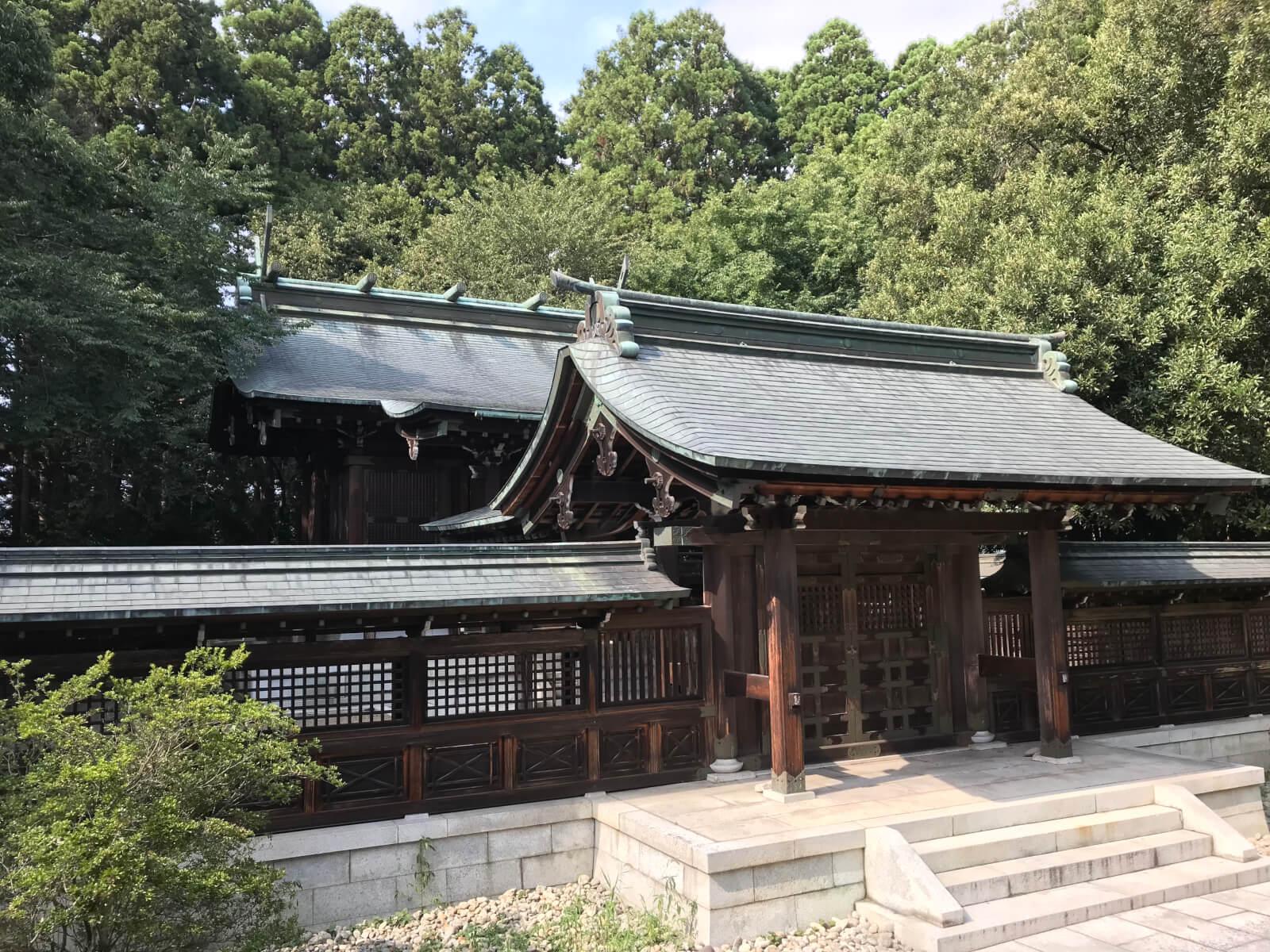 仙台 婚活神社 青葉神社
