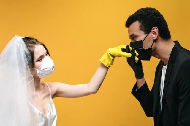 コロナ自粛中の婚活事情
