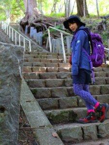 トレッキングやハイキングに合う服装