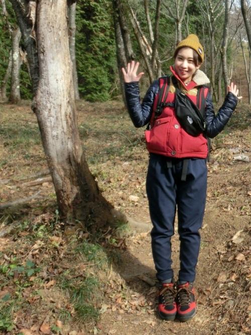登山・ハイキングに合う服装