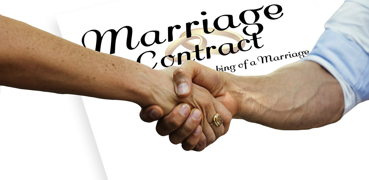 婚前契約書の作り方